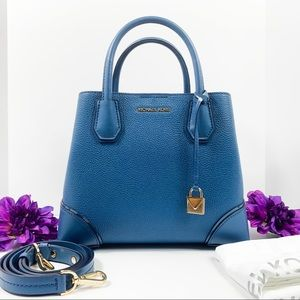 NWT Michael Kors Mercer Gallery Satchel